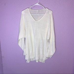 Zenana premium size large sweater